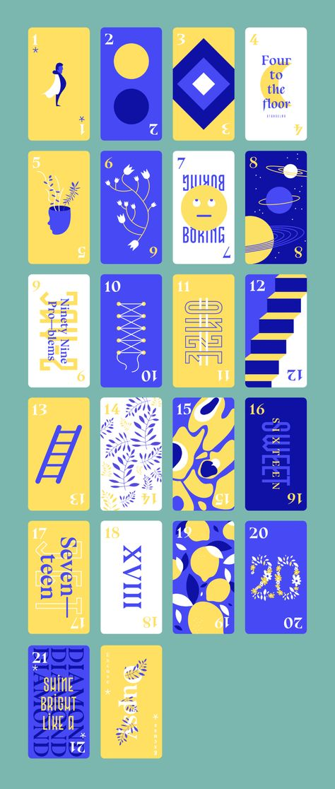 Tarot cards — Game