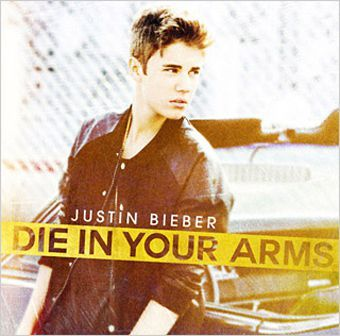 Die In Your Arms Free Piano Sheet Music With Downloadable