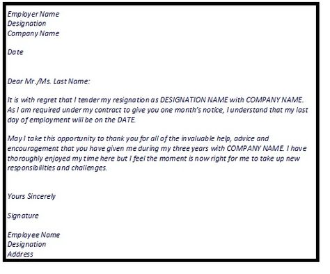 The resignation letters should be free from any kind of emotional - pregnancy resignation letter