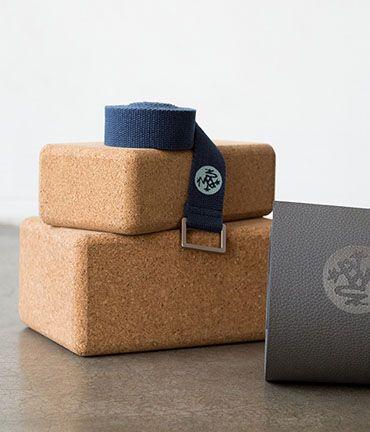 Manduka Blocks Mats Straps Save 25 Off Orders 100 With Free Shipping Using Coupon Code 25off100 At Manduka Com Related Im Yoga Accessories Mats Manduka