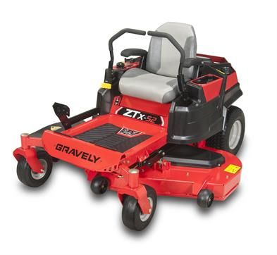 Gravely Zt X 52 Zero Turn Mower Kawasaki Safford Equipment Company Zero Turn Mowers Zero Turn Lawn Mowers Best Zero Turn Mower