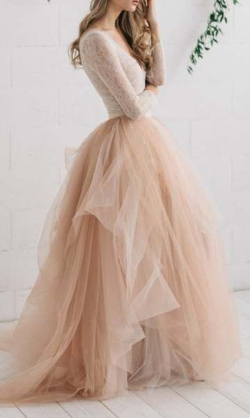 How To Wear The Ivory Dress 50 Best Outfits Colored Wedding