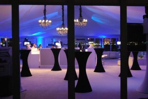 Luxury Black Cocktail Tables | Luxury Red U0026 Black Wedding Decor | Pinterest  | Black Wedding Decor, Red Black Weddings And Weddings