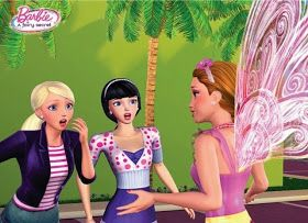 Barbie: A Fairy Secret (2011) Wallpapers Free Download