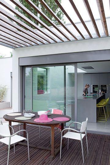 30 best Ossature bois images on Pinterest Home ideas, Contemporary