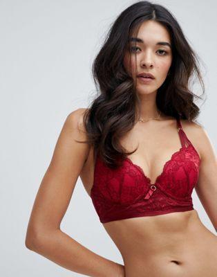 a365481577a Ann Summers Viola lace plunge longline bra | let's get INTIMATE ...