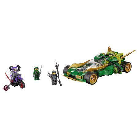 Greyson Lego Ninjago Ninja Nightcrawler 70641 Walmart Com Lego Ninjago Ninjago Lego Ninjago Ninja