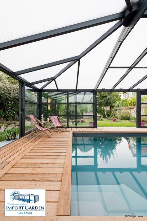 41 best piscine interieure images on Pinterest Indoor pools, Pool