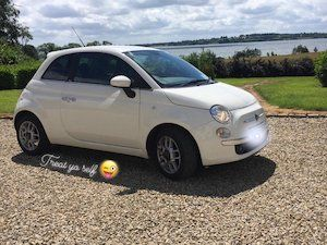 Fiat 500 Sports Model Manual For Sale Will Consider A Trade In