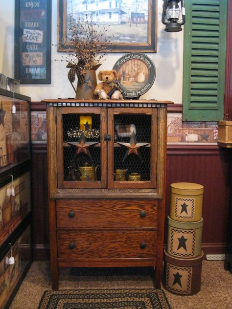 Love the cabinet