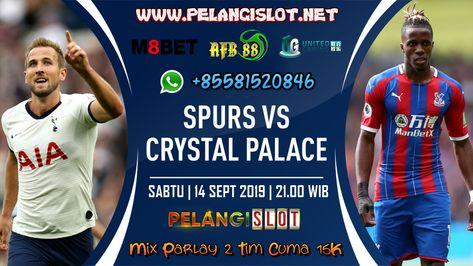 England - Premier League Tottenham VS Crystal Palace