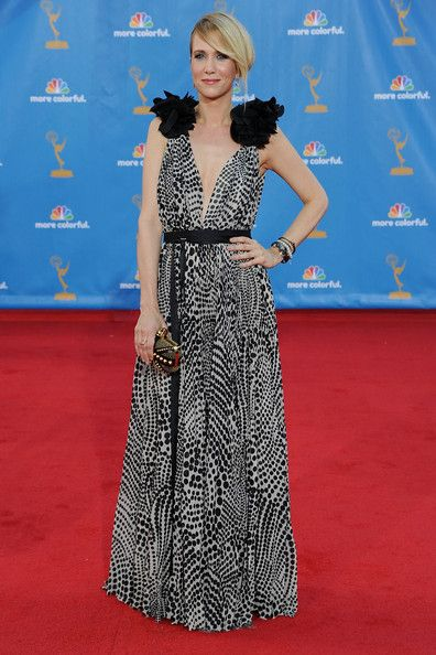 Kristen Wiig 2010 - The Most Daring Emmy Dresses of All Time - Photos