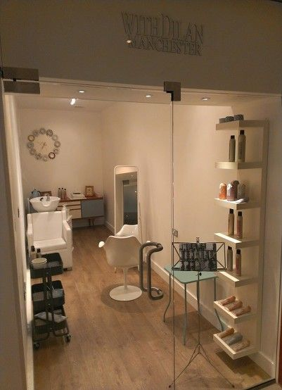 hair salon design ideas for small spaces - Αναζήτηση Google | my ...