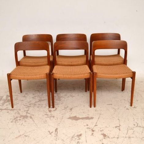 Danish Designer Retro Vintage 50 S 60 S 70 S Lounge Dining Furniture For Sale London Retrospectiveinter With Images Teak Dining Chairs Vintage Furniture Dining Furniture