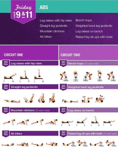 Célèbre 11 best Kayla workout images on Pinterest | Bikini body workouts  LB22