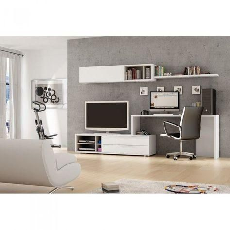 20 Collection Of Tv Stand And Computer Desk Combo Tv Cabinet And Stand Ideas Desk In Living Room Desk Wall Unit Desk Tv Stand