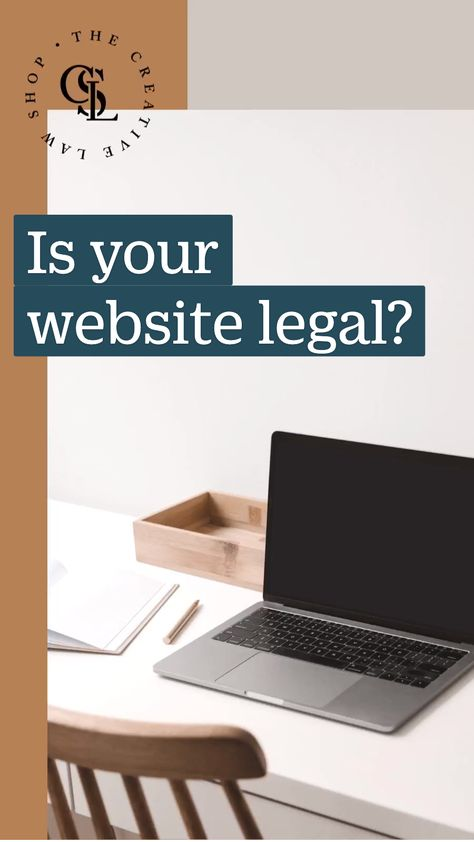 Is your website legal? Do this website audit now to find out!