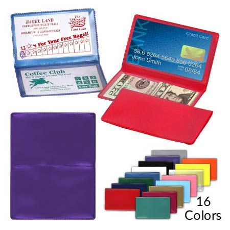Folding Business Card Holders Archival Poly Plastic Blank Folded Business Cards Business Card Holders Clear Business Cards