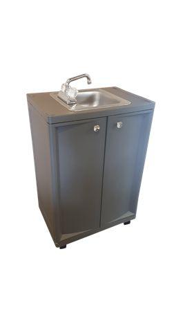 Monsam Foot Pump Portable Sink Psf 101 Monsam Portable Sinks Portable Sink Sink Outdoor Sinks