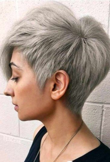 Pin On Grey Hairstyles For Women