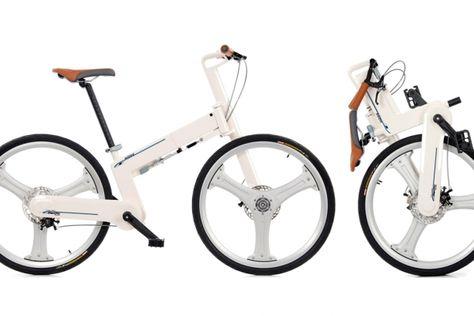 If Bike Mode Bike Gadgets Bike Folding Bicycle