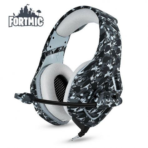 FortMic™ Gaming Headset #gamingheadsets | Ps4 headset, Ps4