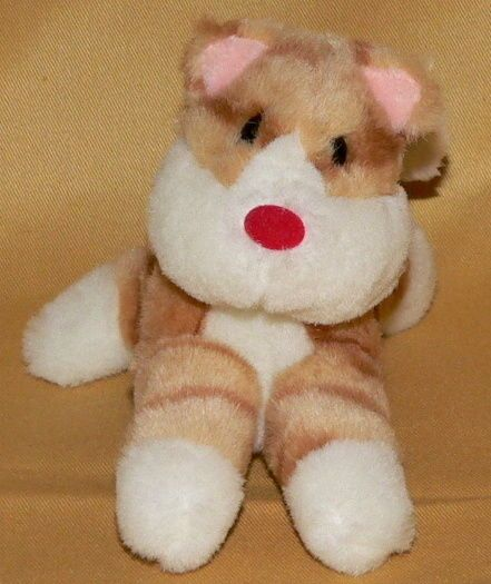 Big Comfy Couch Snicklefritz Cat Plush Stuffed Mini Grannys Kitty Rare Toy  Vtg | Big Comfy Couches