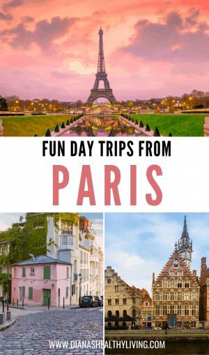 The Best Day Trips From Paris Day Trip From Paris Paris France Travel Travel