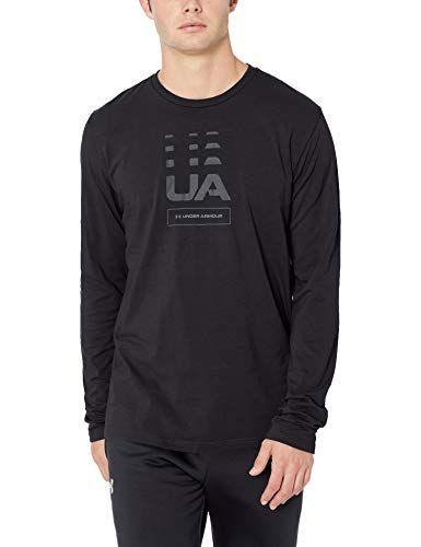72bd3093 Under Armour Men's Branded Shift Long sleeve, Black (001)/Graphite ...