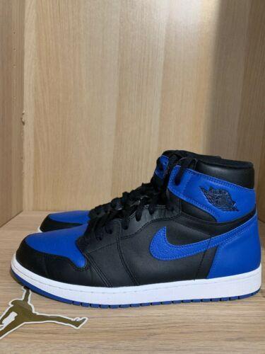 2017 Nike Air Jordan 1 Nike Retro High Og Royal Blue Nike Air Jordan 1 Royal Blue High Retro Og 2017 Size 13 10 10 Condition Og Nike Air Jordan Retro Nike Casual Shoes Air Jordans