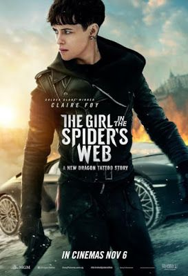 The Girl In The Spiders Web 2018 720p Hdcam X264 Dual Audio