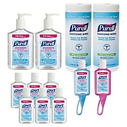 Purell Office Hand Sanitizer Starter Kit 60 27 Oz Hand