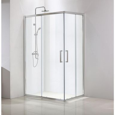 Kabina Prysznicowa Quad 80 X 120 Cm Sensea Tall Cabinet Storage Storage Cabinet Tall Storage