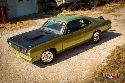 plymouth duster | 905 Horsepower 1972 Plymouth Duster