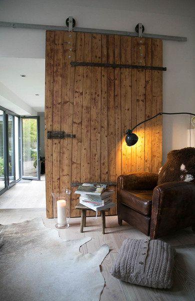 Die besten 25+ Bauernhof Eingangstore Ideen auf Pinterest - scheunentor im schlafzimmer ideen einrichtung