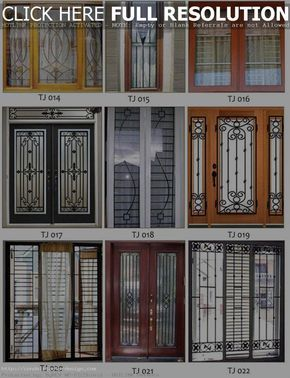 Unique Window Grill Design 2019 7
