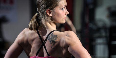 Atletiske skuldre uten smerter og skader