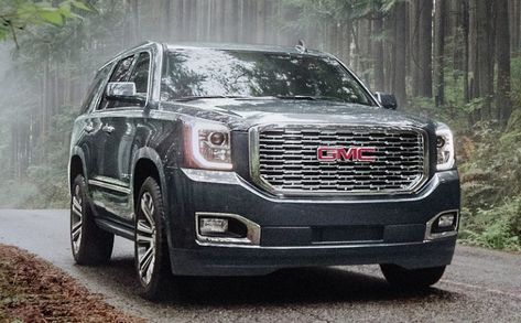 Pin By Best Cars On Best Suvs Gmc Yukon Denali Gmc Denali Gmc Yukon