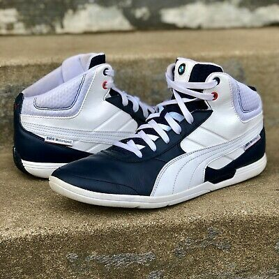 BMW PUMA HIGH TOP Shoes Limited Edition