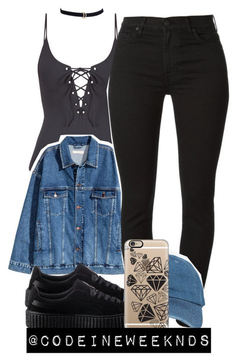 """""""8/10/16"""" by codeineweeknds ❤ liked on Polyvore featuring Tavik Swimwear, Puma and Casetify"""