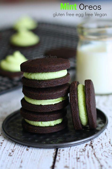 Dairy Free Vegan Mint Chocolate Chip Ice Cream Dye Free Recipe