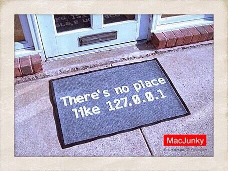 I need some time off today, wish I had this doormat