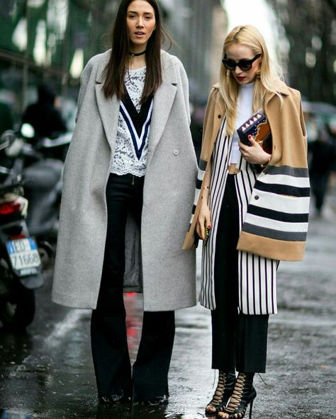 Skirts Ruled Milan Street Style This Weekend On the street at Milan Fashion Week.On the street at Milan Fashion Week.