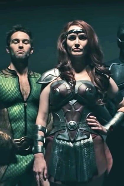 Seth Rogen Brings Us Yet Another Gritty Superhero Story in