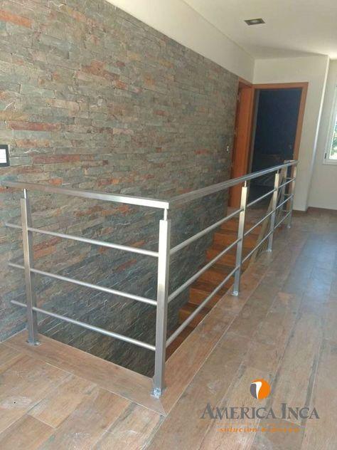 VEVOR Pasamanos Escalera de Acero Inoxidable 304 Barandilla Escalera de 1 a 5 Pasamanos para Escaleras de Color Plata Montaje en Pared Capacidad de 100 kg Pasamanos de Pared /Ángulo Ajustable 0-60/°