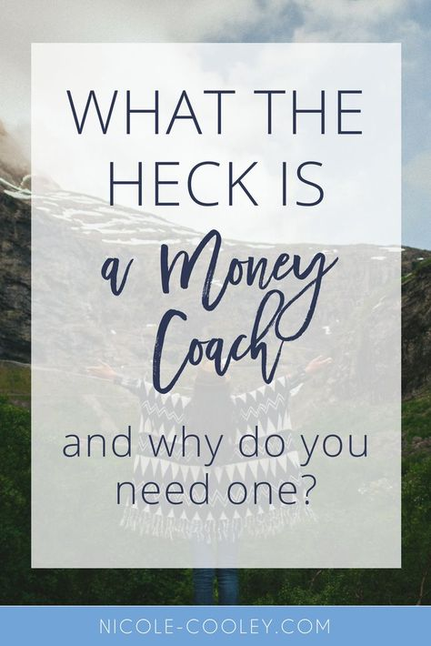 It can be confusing to understand what Money Coaches do compared to Financial Advisors and what is best for your unique needs. Money Coaches help create spending plans, debt repayment and savings plans. But it isn't just about the numbers… #mo