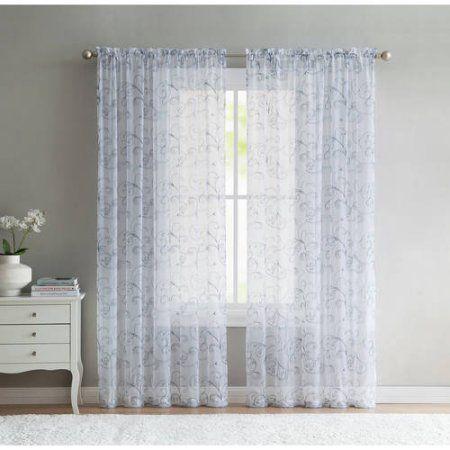 fa409dc9277469751b5e7a050f22ec89 - Better Homes And Gardens 84 Inch Sheer Window Panel