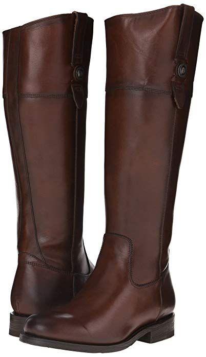 FRYE Womens Jayden Button Tall Knee High Boot