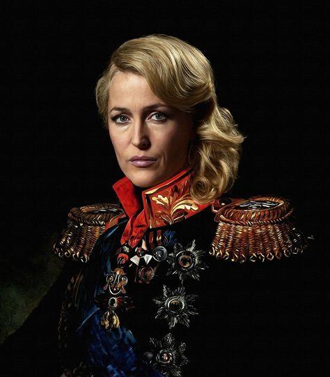 Art....sort of - Bride General of Hannibal (2015) I made so many...