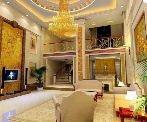 67 gambar ruang tamu mewah dan elegan untuk rumah idaman